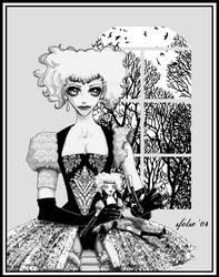 Loligoth Doll by telophase