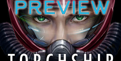 Torchship Captain Ebook Cover PREVIEW