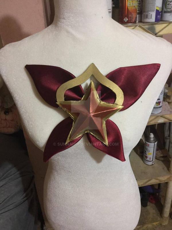 star guardian bow by Sunnahir