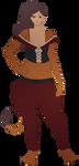 Elonia Rojelo by roan-aigaean
