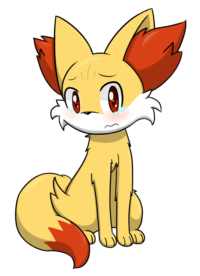 fennekin by sharpfishy