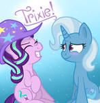 Starlight and Trixie