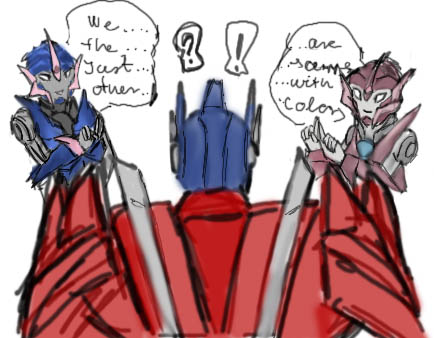Transformers Prime Arcee And Jack Fanfiction Romance Tfp: arcee's explain there