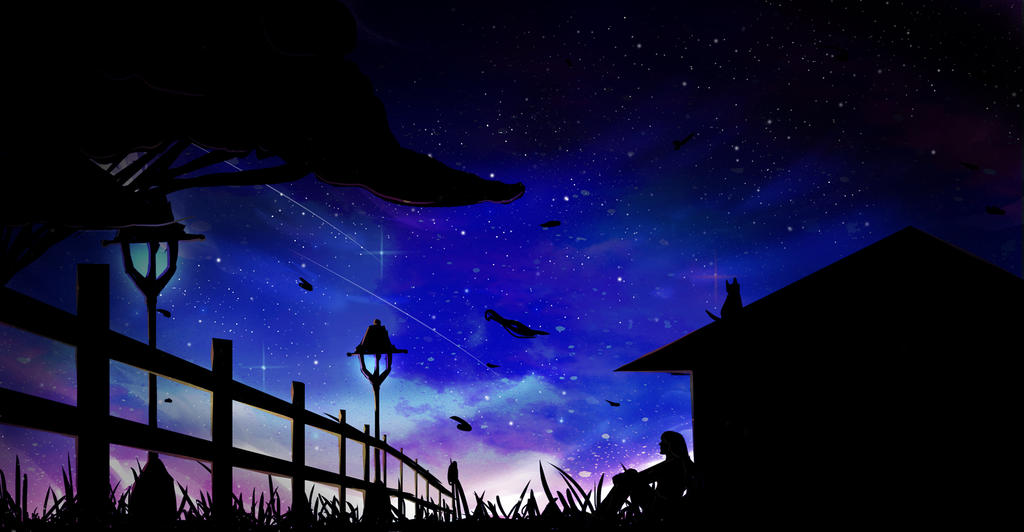 2 a.m. by Erisiar