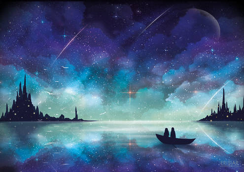 Journal of Stars by Erisiar