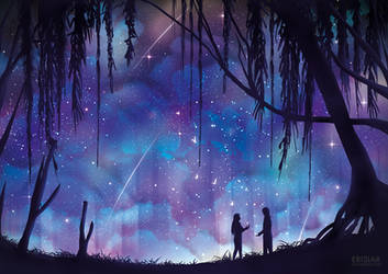 Journal of Stars II by Erisiar