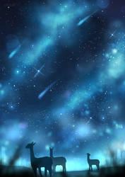 Alpaca Dream by Erisiar