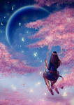 Moon Swing (improvement redraw)
