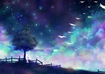 Wild Light by Erisiar