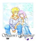 NaruHina - MERRY CHRISTMAS by shuninite