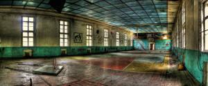 Gym by Karakuji