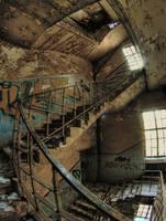 Stairs by Karakuji