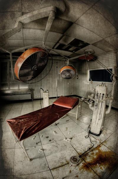 Horror Hospital by Karakuji