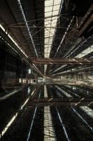 Industrial Beauty by Karakuji