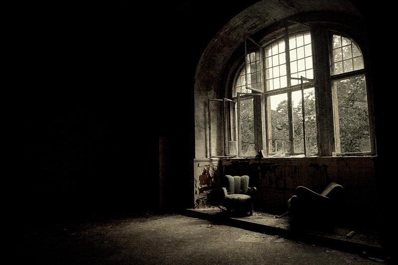 Whispers in the dark by Karakuji