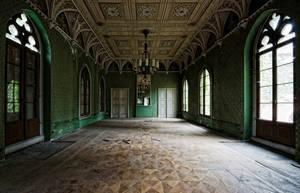 Green Room by Karakuji
