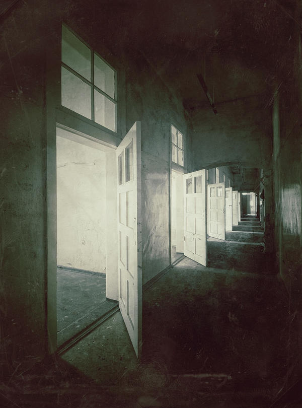 Nightmares by Karakuji