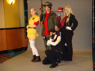 Hellsing group by Verndead4