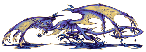 Asgar, Dragon of Nightmares by HallowGazer