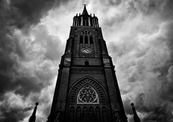 Lodz Church by madyb