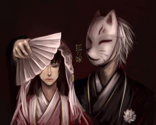 Kitsune no Yome by Armelia