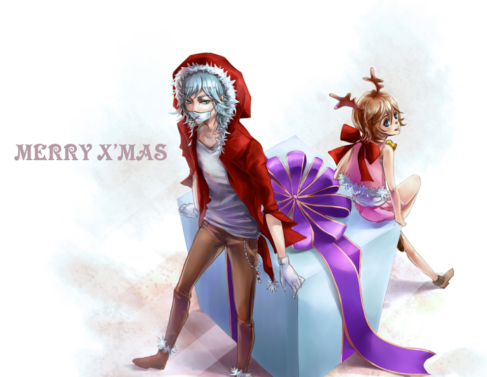 Merry Christmas by Armelia