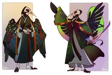 Starling's Wardrobe by Liktar