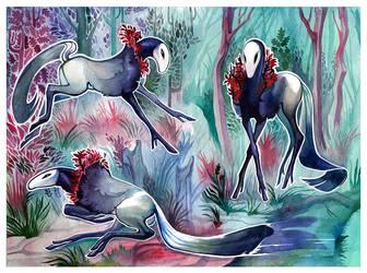 [TWWM] In the forest by Liktar