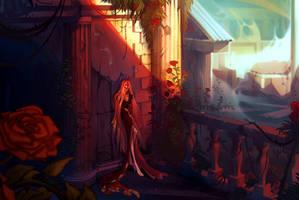 Fifth shadow by Liktar