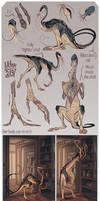 Callicyanous sketchpage