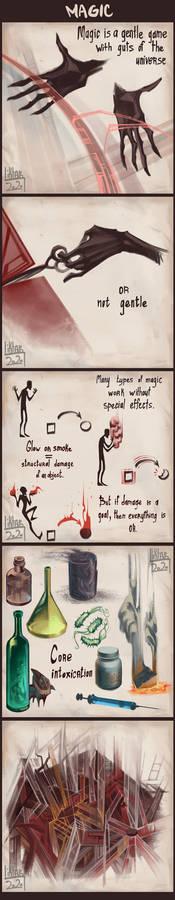 Worldbuilding: Magic