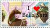Bella Sara stamp 1