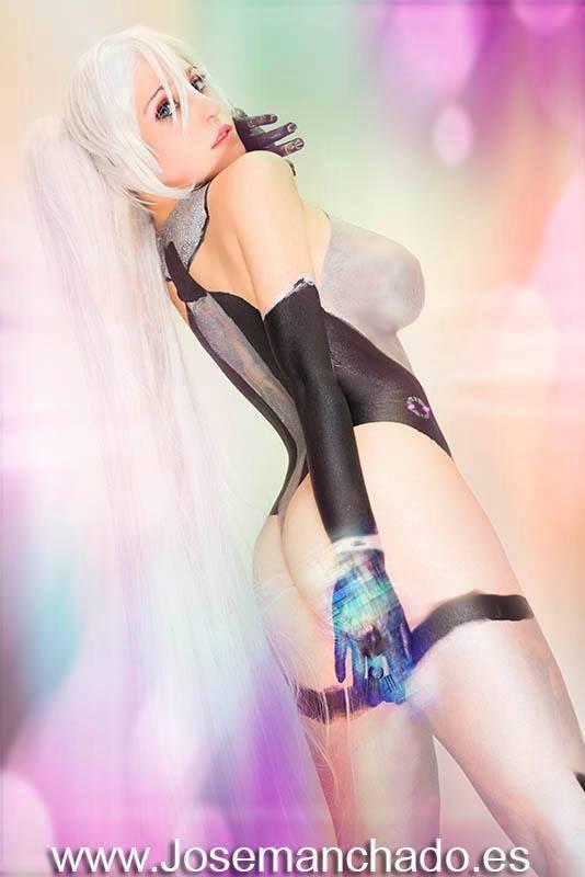Black Heart - Hyperdimensional Neptunia by kasscabel