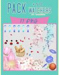 Pack +50 Watchers