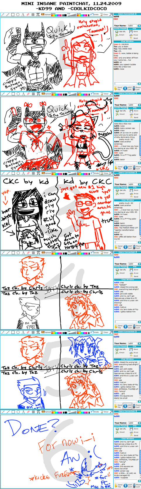 Mini INSANE PAINTCHAT 11.24.09 by kd99