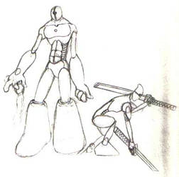 robot ninjas