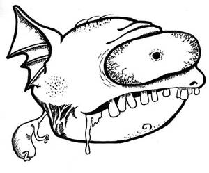 Batrachian goon