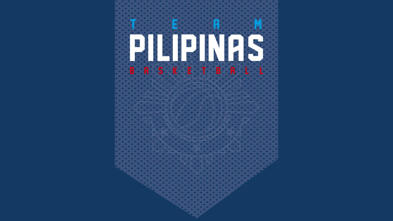 Team Pilipinas Basketball Wallpaper by winsomeba2malaque