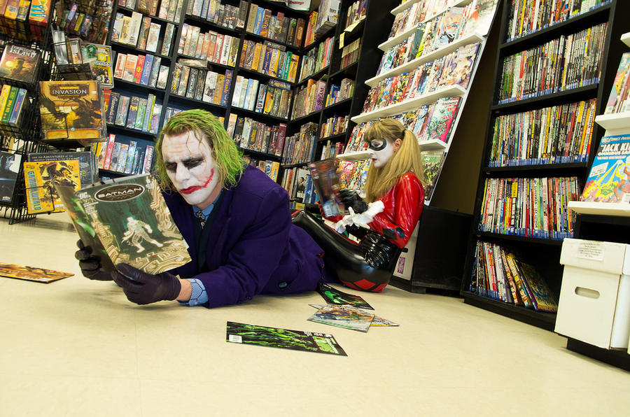 Free Comic Book Day by kidremington