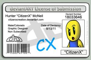 CitizenXCreation's Profile Picture