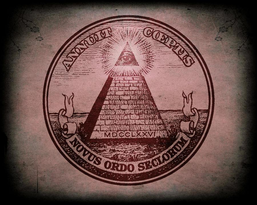 The Illuminati Wallpaper By CitizenXCreation