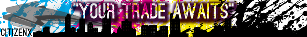 Trade Coordinator Sample Ad by CitizenXCreation
