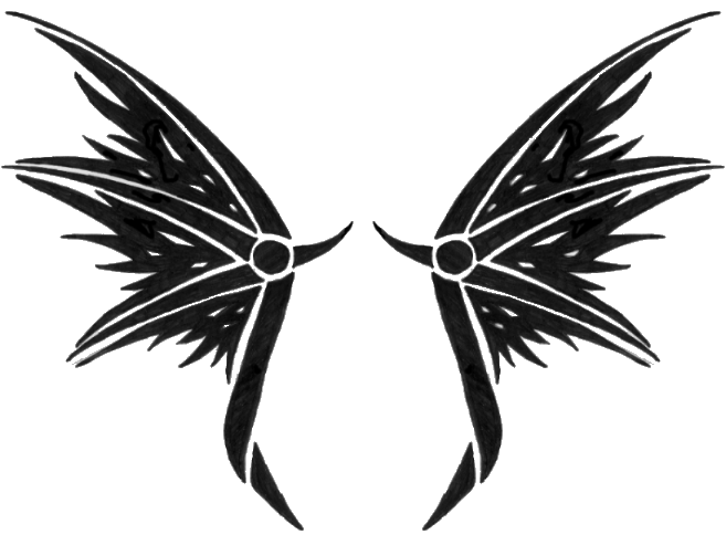 Tribal Wings Wallpaper Pic #14