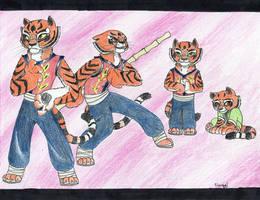 Tigress Age Progression by Nerual-56