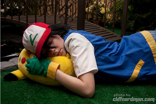 Ash Ketchum Cosplay by TohruIchi