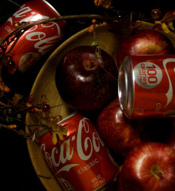 A is for Coke - bestgreenknight, DeviantArt
