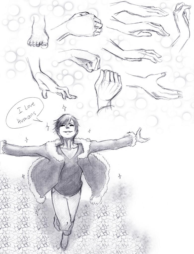 Hand anatomy practice by Riyuka on DeviantArt