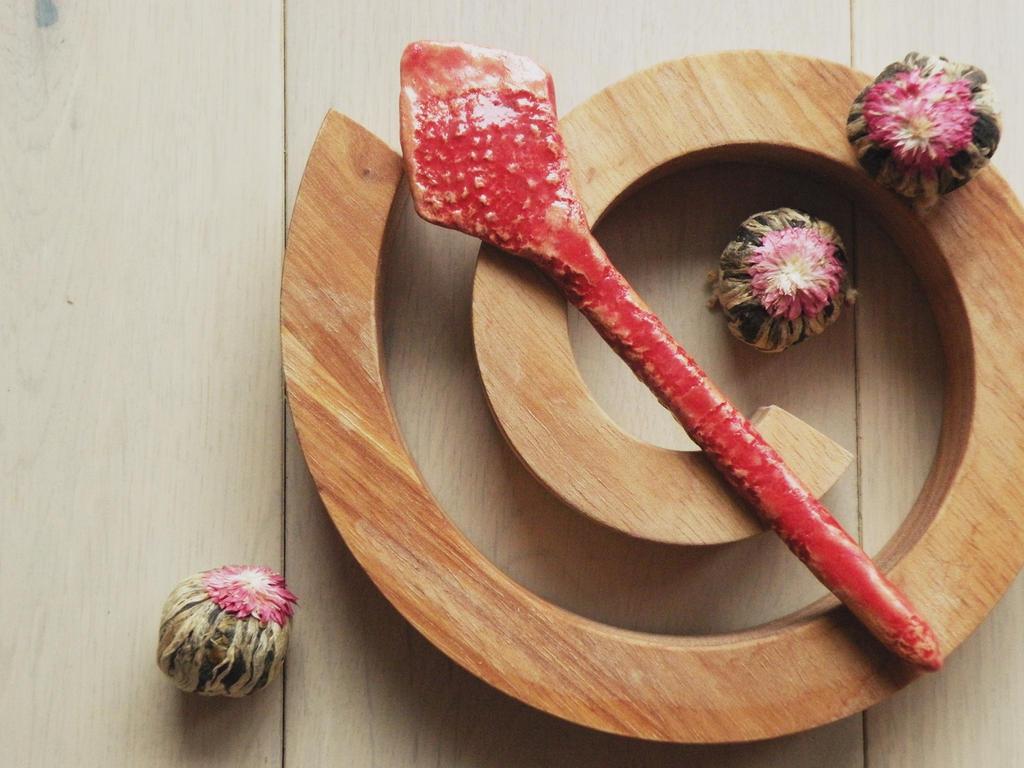 Carmine spoon - WitchCraft Set by faktoria-f