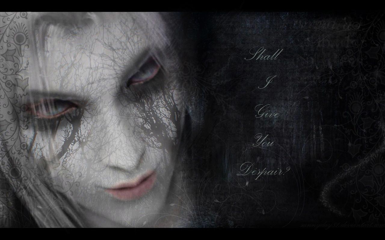 Creepy Sephiroth by sunnyday81
