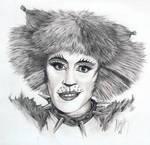 Bombalurina Portrait 2